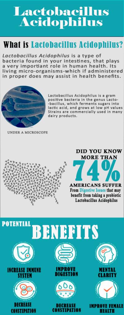 infographics onlactobacillus acodophilus