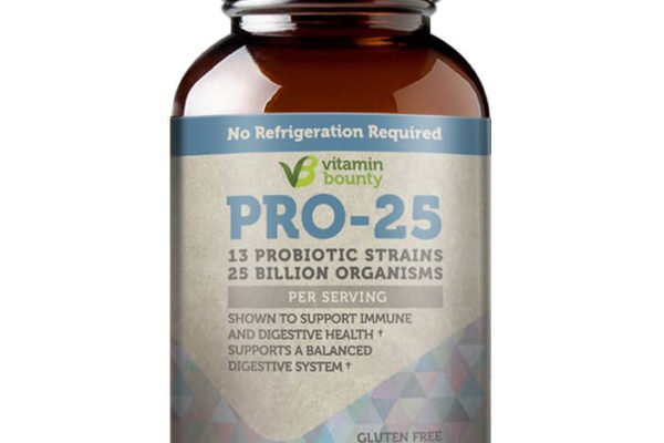 Image of a bottle of Vitamin Bounty Pro 25