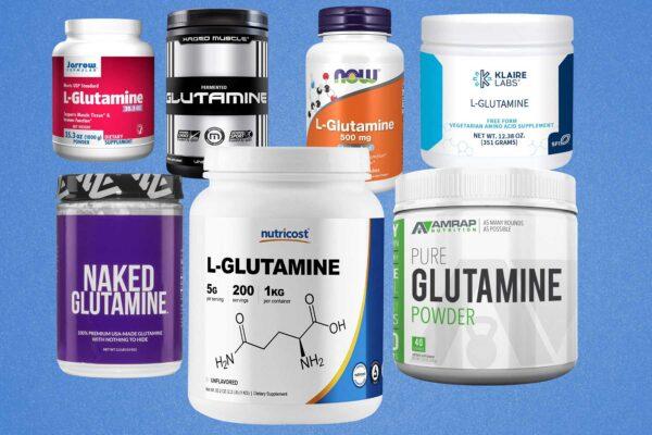 Image of the best glutamine supplements