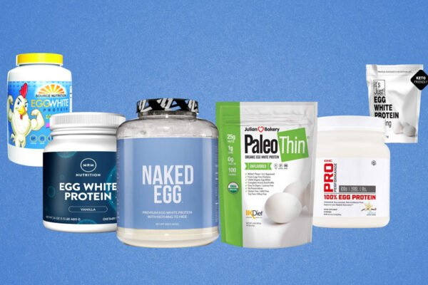 Image of the best egg protein powder supplements