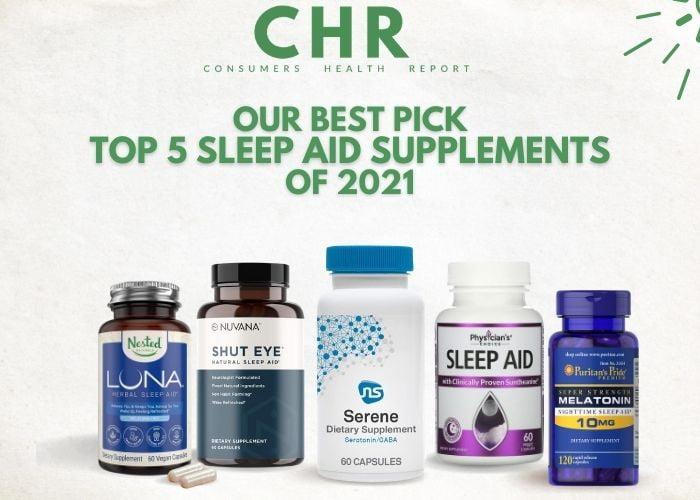 top 5 sleep aids